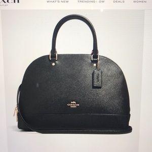 Coach handbag, Sierra Satchel